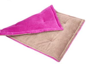 Liegeplatz Cuddle&Snuggle – Pink/Braun