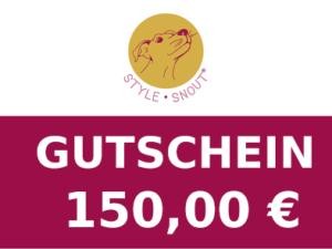 Gutschein im Wert von 150,00 €