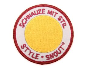 Sticker – Patch it! – Namenspatch, 6cm